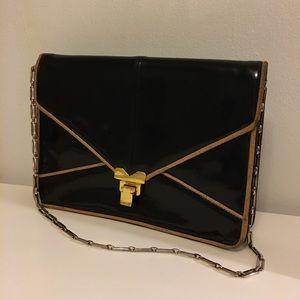 Vintage Patent Leather Purse